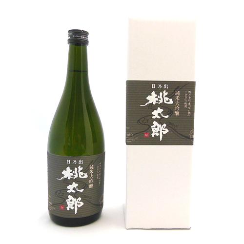 文本酒造 日乃出桃太郎 純米大吟醸 720