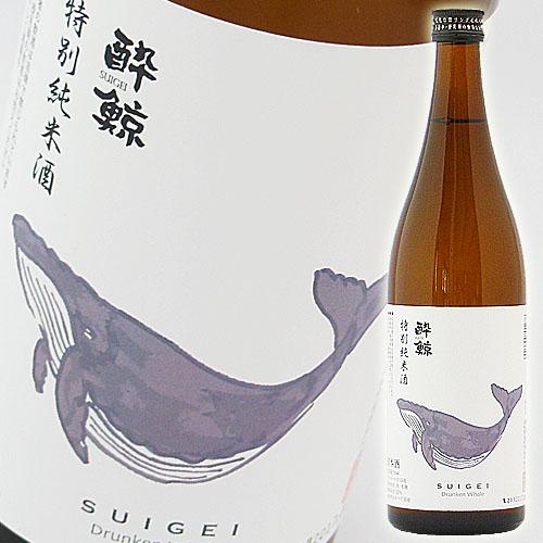 酔鯨 特別純米酒 720ml