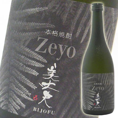 美丈夫 本格米焼酎 Zeyo(ぜよ) 720