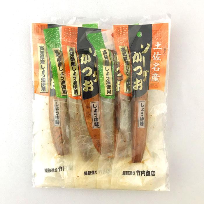 竹内商店 めじか しょうゆ味 しょうが味5本入り