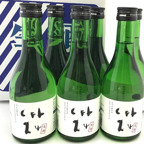 日本酒 亀泉酒造 純米吟醸生原酒 CEL(せる)-24 箱入 300ml×6本セット 画像