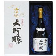 【清酒】土佐鶴酒造 大吟醸原酒 究極限定土佐鶴 720ml