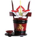 【清酒】高知酒造 瀧嵐 上撰 角樽(うるし塗風) 1800ml