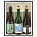 土佐の地酒 日本酒辛口BセットC 720×3本