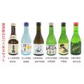 高知の酒 東西のみくらべ6本Bセット 300mlX6 箱入  【New】