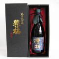 490514 豊の梅 純米大吟醸 龍奏 箱入り720ml