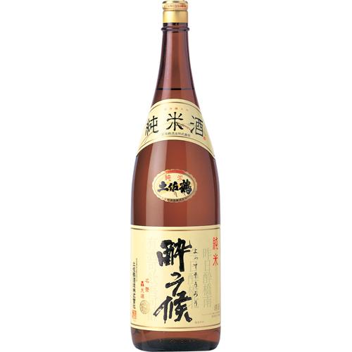 土佐鶴 酔って候 純米酒