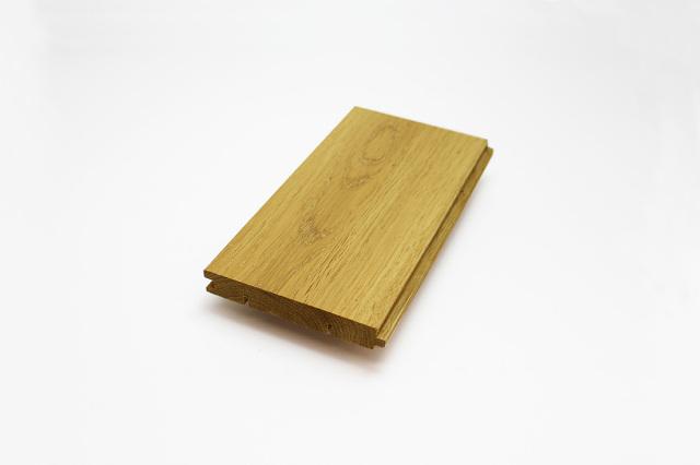 プントビアンコFJ (ホワイトオークブラシ仕上げ・白拭き取り) UV塗装品