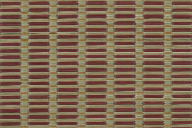 IG11 掛川織ラグ 嵐山 190×190 ブラウン