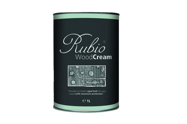 RM44 ルビオウッドクリーム エイジド #07 ダークグレー 1L/缶