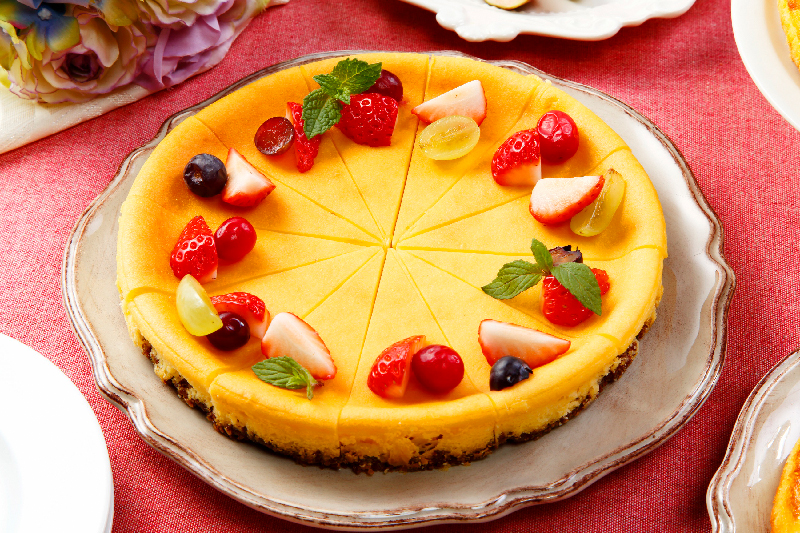 ホールタルト(ベイクドチーズ)