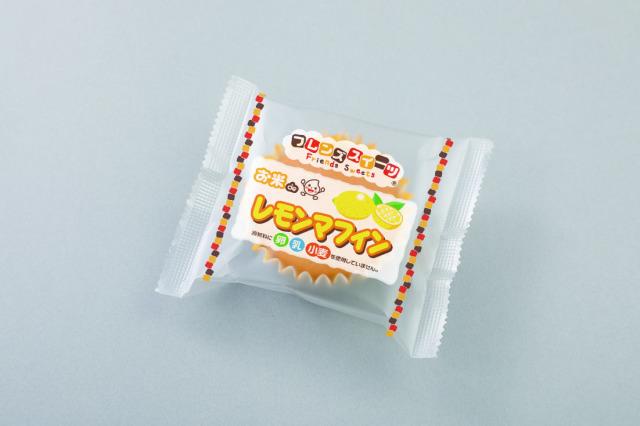 お米deレモンマフィン