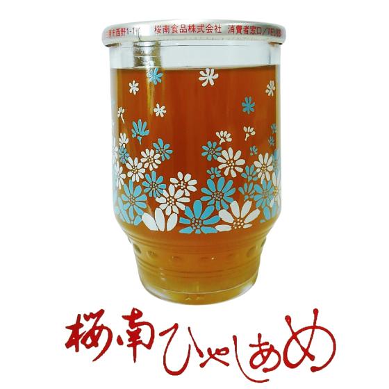 ひやしあめ  180ml 1本 瓶 桜南食品 【E031】