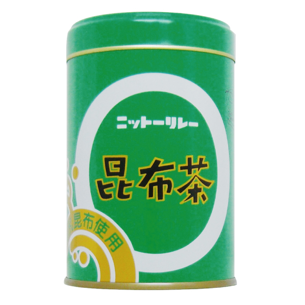 昆布茶 170g缶 【0111】