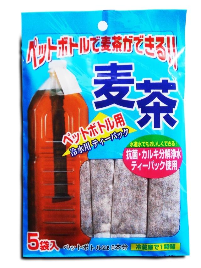 ペットボトル用 麦茶 15g×5本 【4160】【3】