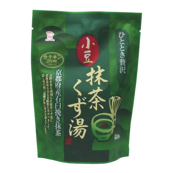小豆抹茶くず湯 16g×5袋 【8304】