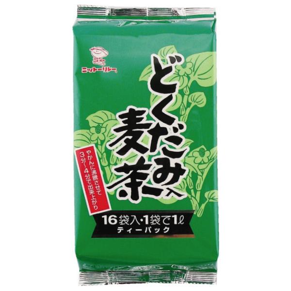 どくだみ麦茶 8g×16袋 【4422】