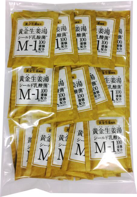 徳用 黄金生姜湯乳酸菌入り 15g×30袋【C044】【12】