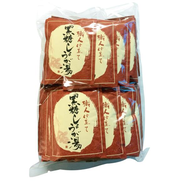 【20%オフ価格】徳用 黒糖しょうが湯18g×30袋【冬の特別SALE 通常1684円】