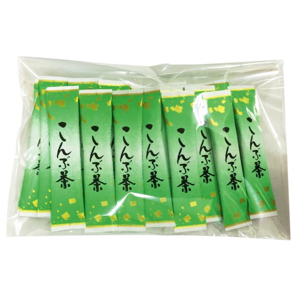 こんぶ茶 2g×28本 【A038】【6】