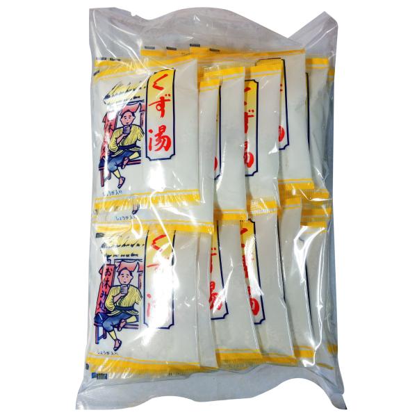 【20%オフ価格】徳用 くず湯18g×30袋(生姜入り)【冬の特別SALE 通常1080円】