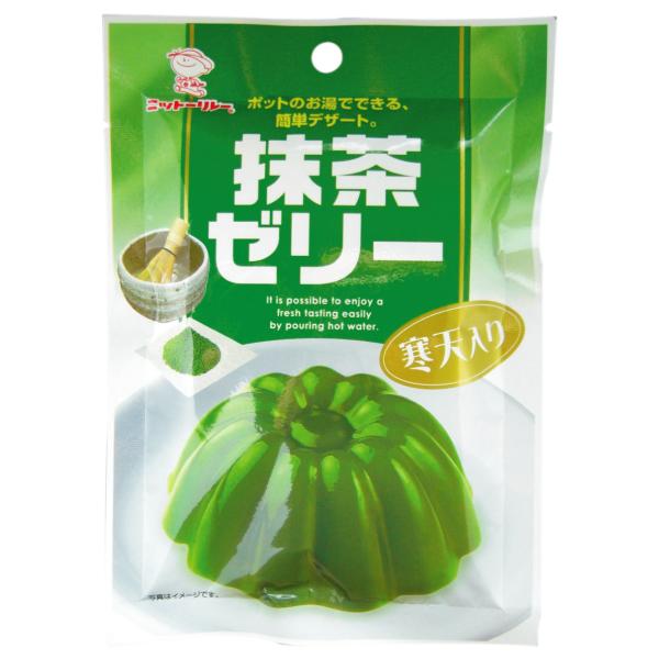 抹茶ゼリーの素95g 【8931】 【3】