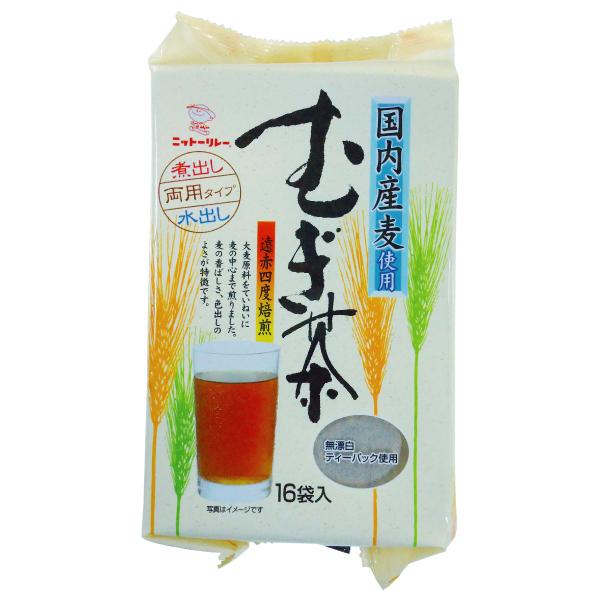 国内産麦使用 むぎ茶 9g×16袋 【4030】