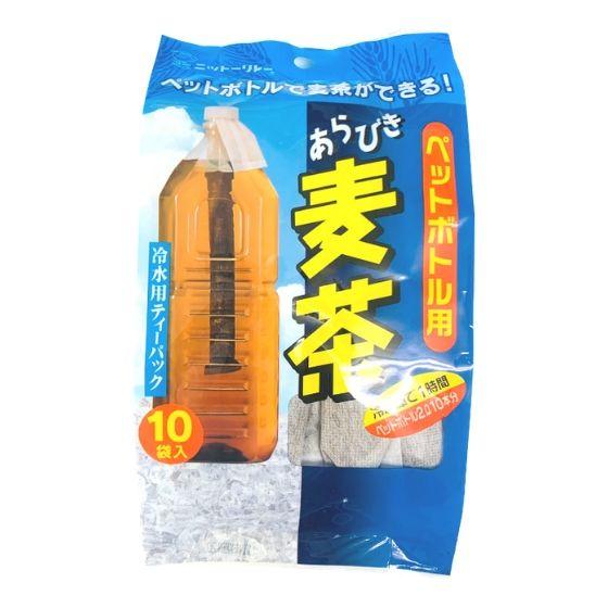 ペットボトル用 あらびき麦茶 15g×10本 【4126】