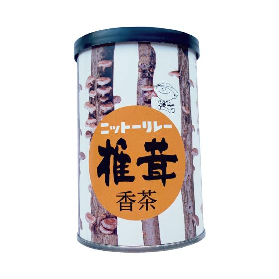 椎茸香茶 50g缶 【0710】