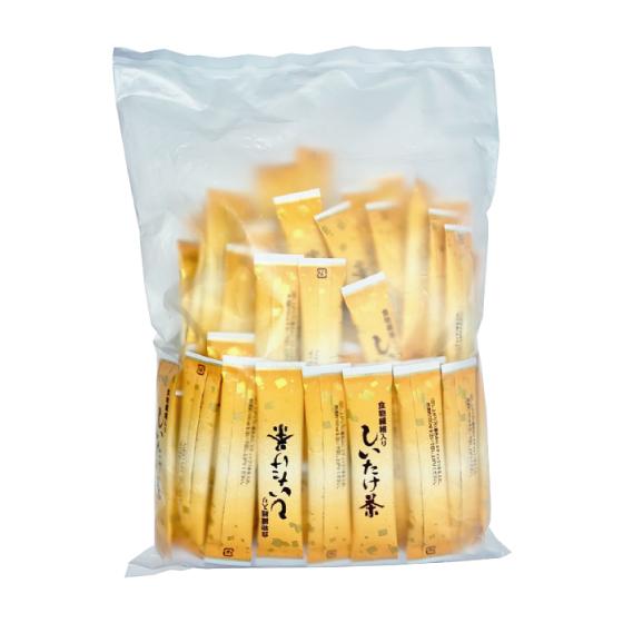 食物繊維入りしいたけ茶 2.3g×100本 【A017】