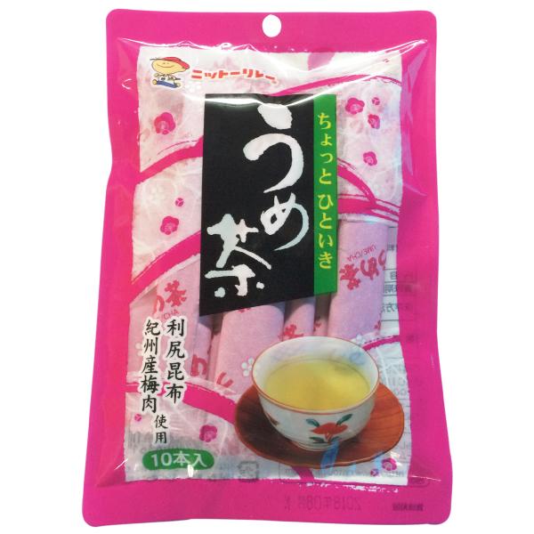 顆粒うめ茶2g×10本 【0641】【2】