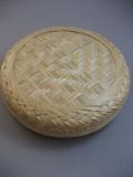 竹製プーアル茶保管ケース(醒茶用)