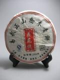 【曼落茶廠】2007年【易武喬木青餅】生茶