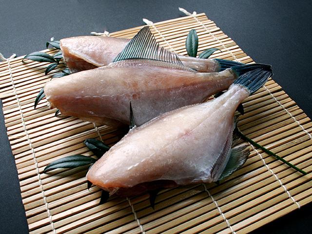 カワハギ干物(ウマヅラハギ)