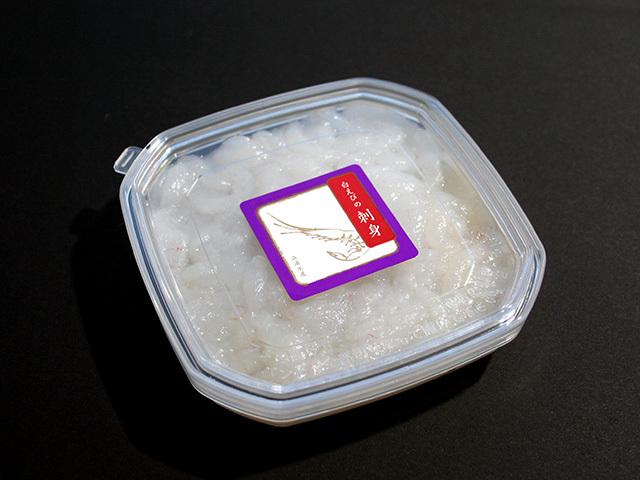 白えび刺身100g パッケージ