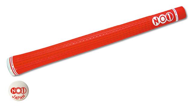 NO1 GRIP 43 SERIES - RED