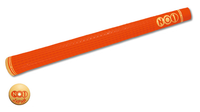 NO1 GRIP 48 SERIES - ORANGE