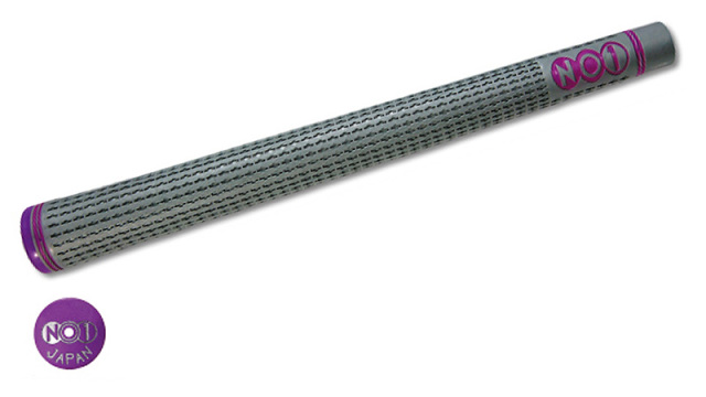 NO1 GRIP 48 SERIES - SILVER