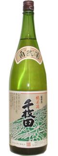 能登誉 千枚田 純米酒1.8L