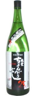 能登 ちょんがりぶし25度)(日本醗酵)1.8L 箱なし