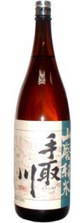 手取川 山廃仕込純米酒  (吉田酒造店)   1.8L箱なし