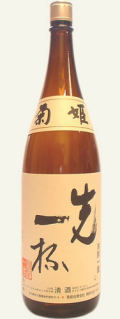 菊姫 先一杯 純米酒1.8L 箱なし