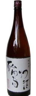 輪島物語 純米酒 (奥能登の白菊 白藤酒造)1800ml箱なし