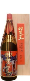 加賀鳶(福光屋) 千日囲い 純米大吟醸1.8L 桐箱入り