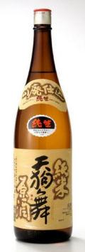 天狗舞(車多酒造) 山廃純米原酒生酒 1.8L(冷蔵便)