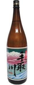 手取川 (吉田酒造店)本醸造 本流 1.8L箱なし