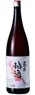 天狗舞 (車多酒造)梅酒1.8L 箱なし