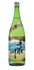 手取川 大辛口名流純米1.8L
