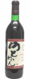能登ワイン のとわいんマスカットベリーA(赤)720ml (石川県穴水町)