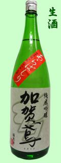 加賀鳶 純米吟醸あらばしり1.8LC